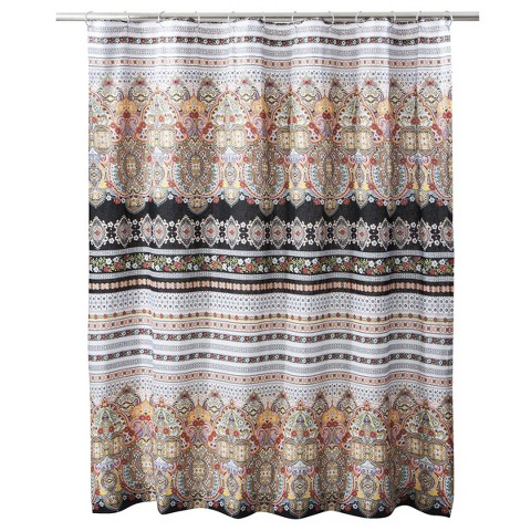 mudhut suri shower curtain product details page