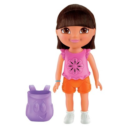 Dora the Explorer 'Say it Two Ways' Doll
