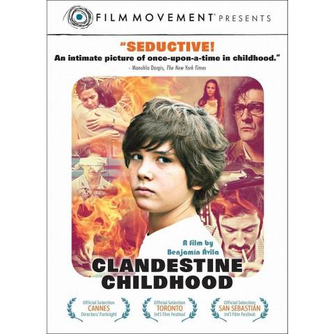 Clandestine Childhood (Widescreen)