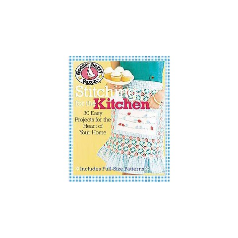 Gooseberry Patch Stitching for the Kitchen (Paperback)
