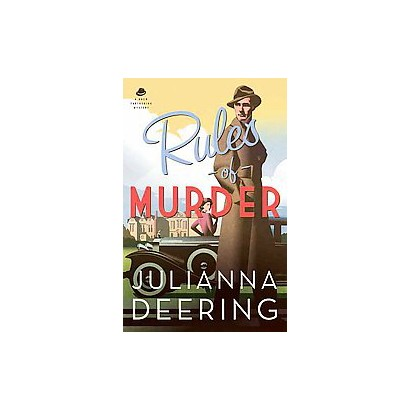 Rules of Murder (Paperback)