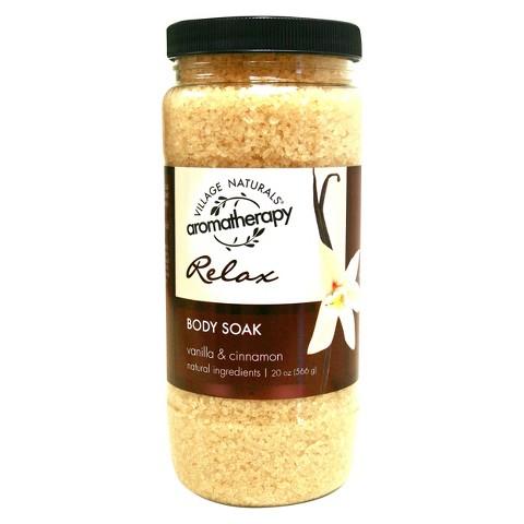 Village Naturals® Aromatherapy Relax Body Soak - 20 oz