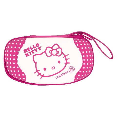 LeapFrog® LeapsterGS Hello Kitty Carrying Case