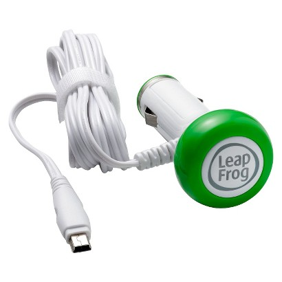 LeapFrog® Car Adapter for LeapPad™ Ultra and LeapReader™