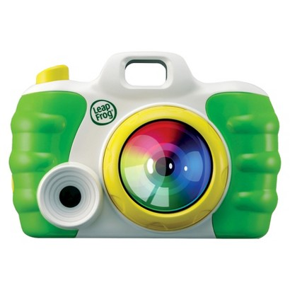 LeapFrog® Creativity Camera with Protective Case and App - Green