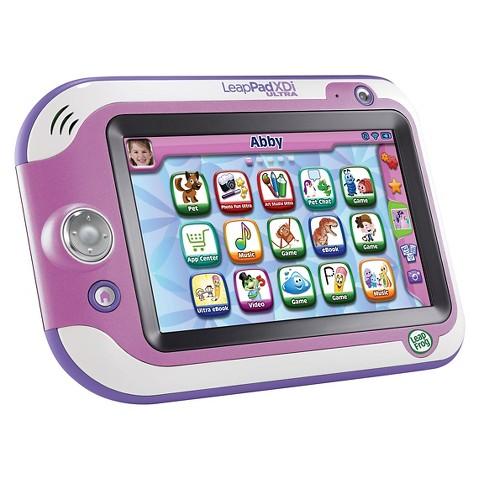 LeapFrog® LeapPad™ Ultra XDi Kids' Learning Tablet - Pink