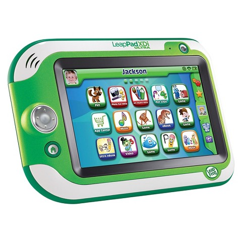LeapFrog® LeapPad™ Ultra XDi Kids' Learning Tablet - Green