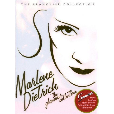 Marlene Dietrich: The Glamour Collection (2 Discs)
