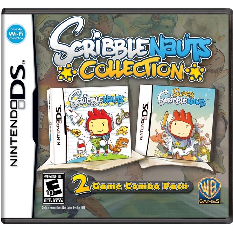 Scribblenauts Collection - 2 Game Combo Pack (Nintendo DS)