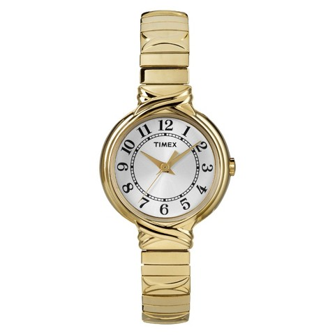 Women's Timex® Expansion Band Watch - Gold
