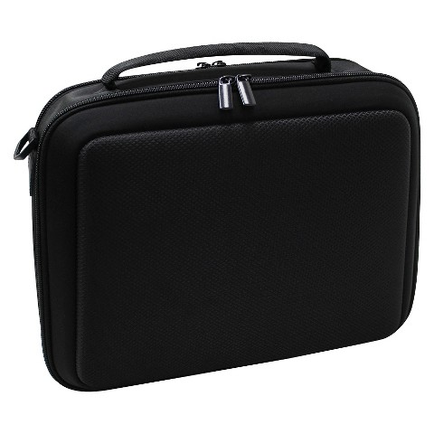Travel Time Deluxe Molded Portable DVD Player Bag (ACC1212)