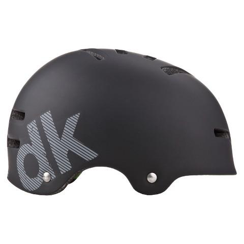 DK Synth Helmet - Black  - S/M