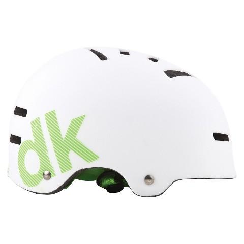 DK Synth Helmet - White  - L