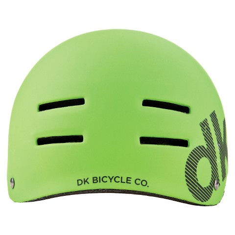 DK Synth Helmet - Green  - S/M