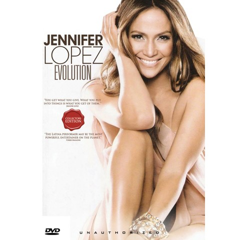 Jennifer Lopez: Evolution