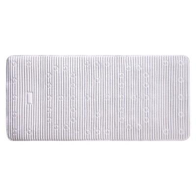 Rubbermaid Cushioned Bath Mat 17X36 - White