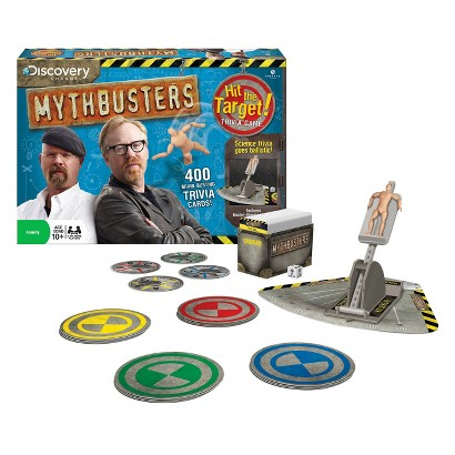 Wonder Forge™ Mythbusters Hit the Target! Trivia Game