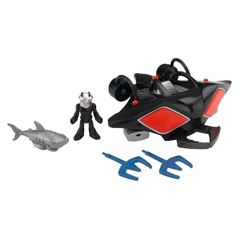 Fisher-Price® Imaginext DC Super Friends Justice League Black Manta and Sub Vehicle