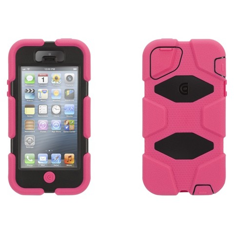 Survivor Cell Phone Case for iPhone5 - Pink (GB35678)