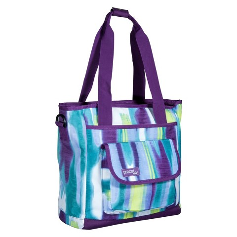 Procat by Puma Turquoise Tie Dye Tote