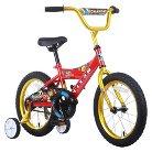 "Titan Champion Boy's BMX Bike - Red (16"" Wheels)"