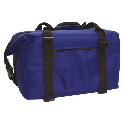 Blue NorChill 12 Can Soft Side Cooler