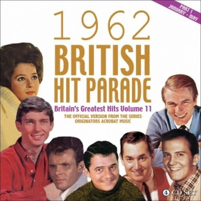 The 1962 British Hit Parade, Pt. 1: January-May (Acrobat)