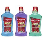 Colgate Total Mouthwash Collection