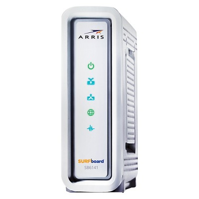 ARRIS SURFboard 8X Cable Modem - White (SB6141)
