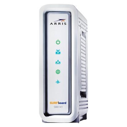 ARRIS / Motorola SB6141 Cable Modem - White (581902-022-00)