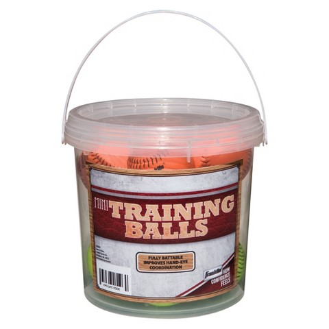 FRANKLIN SPORTS MINI BALL TRAINER BUCKET