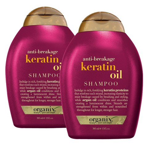 OGX Anti-breakage Keratin Oil Shampoo 13oz.