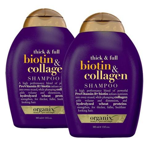 OGX Thick & Full Biotin & Collagen Shampoo 13oz
