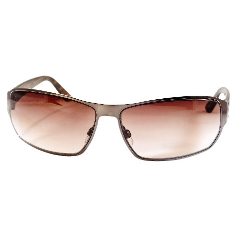 Rectangle Sunglasses - Silver