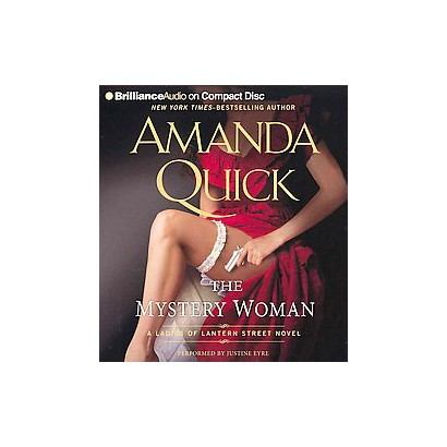 The Mystery Woman (Abridged) (Compact Disc)