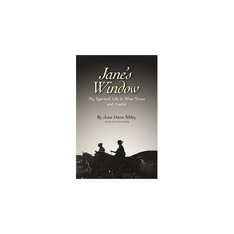Jane's Window (Hardcover)