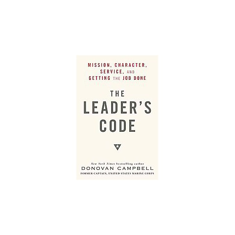 The Leader's Code (Hardcover)