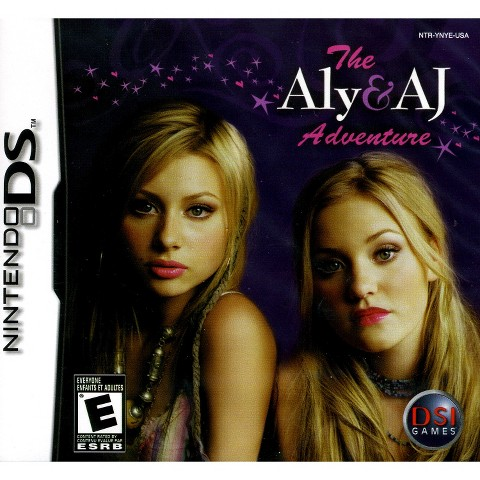 The Aly & Aj Adventure PRE-OWNED (Nintendo DS)