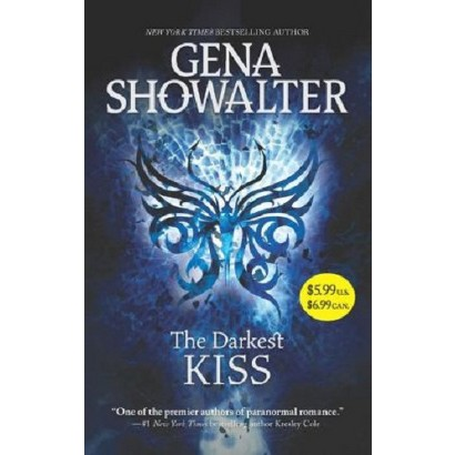 The Darkest Kiss (Reprint) (Paperback)
