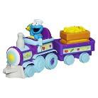 Playskool Sesame Street Cookie Monster Food Train