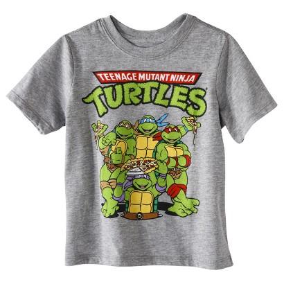 Teenage Mutant Ninja Turtles Infant Toddler Boys' Short-Sleeve Tee Shirt