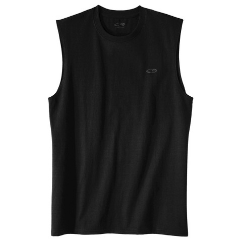 C9 Champion® Men's Cotton Muscle Tee - Assorted Colors