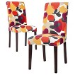 Avington Dining Chair Prism Floral - Set of 2