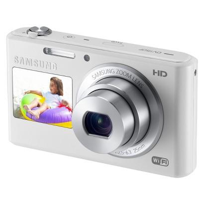 SAMSUNG DV150F 16MP WiFi Digital Camera with 5x Optical Zoom