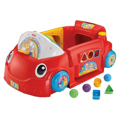 Fisher-Price Laugh & Learn Smart Stages Crawl Around Car