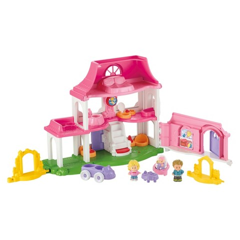 Fisher-Price® Little People Happy Sounds Home