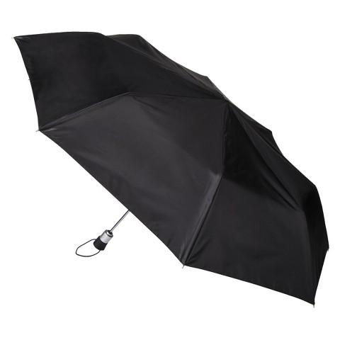 totes® Family Jumbo Automatic Umbrella - Black