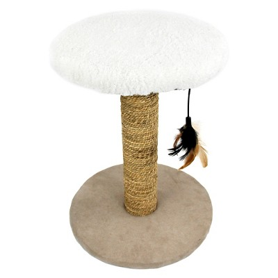 Carpet & Sisal Scratching Post - Boots & Barkley™