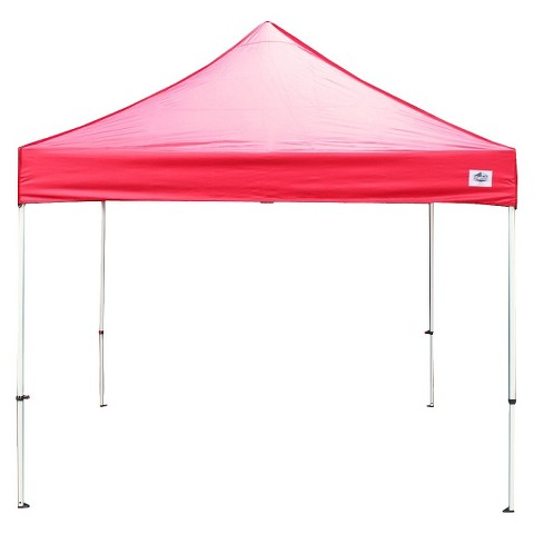 King Canopy Festival Instant Canopy - Red (10'x10')