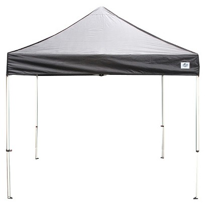 King Canopy Festival Instant Canopy - Black (10'x10')